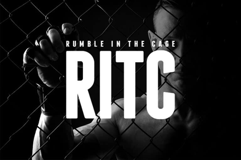 Rumble in The Cage