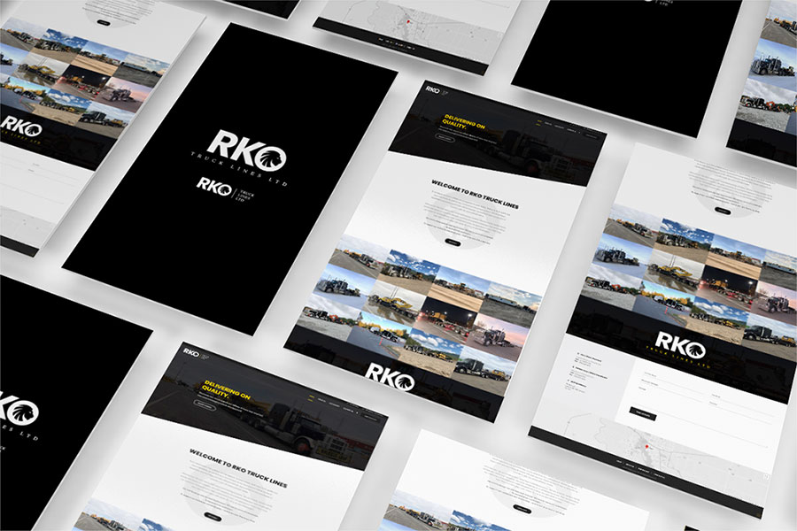 Hybrid-Media-Lethbridge-Web-Design-RKO-Trucklines-website-mockup-flow-main