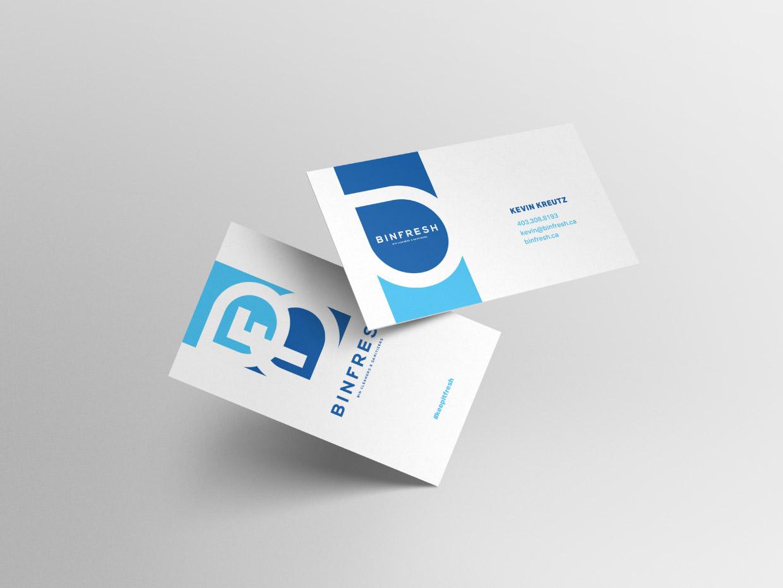 Binfresh-Lethbridge-Business-Card-and-Brand-Design-by-Hybrid-Media-YQL