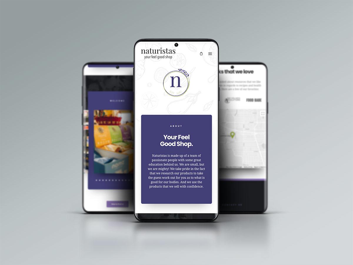 Hybrid-Media-Lethbridge-Web-Design-branding-Digital-Marketing-and-consulting-YQL-Client-Naturistas-Responsive-Website-Design